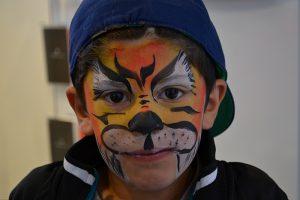 Ansigtsmaling Tiger