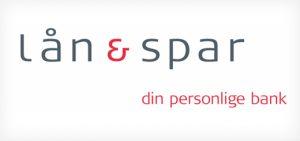Lån og Spar Bank Logo - Ansigtsmaler - Reference