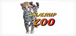 Skærup Zoo Logo - Ansigtsmaler - Reference