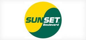 Sunset Boulevard Logo - Ansigtsmaler - Referemce