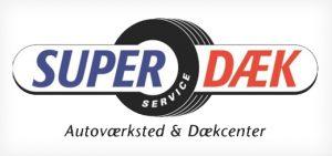 Super Dæk Service Logo - Ansigtsmaler - Reference