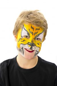 Tiger Ansigtsmaling