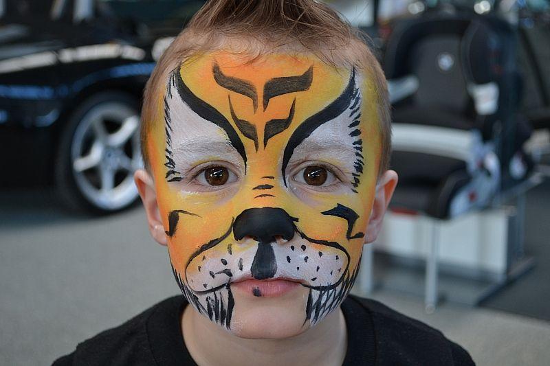 Løve Ansigtsmaling