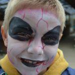Spøgelse - Halloween Ansigtsmaling